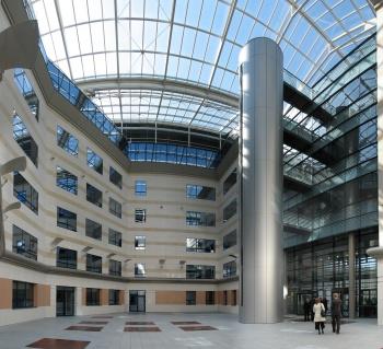 bâtiment acier europe